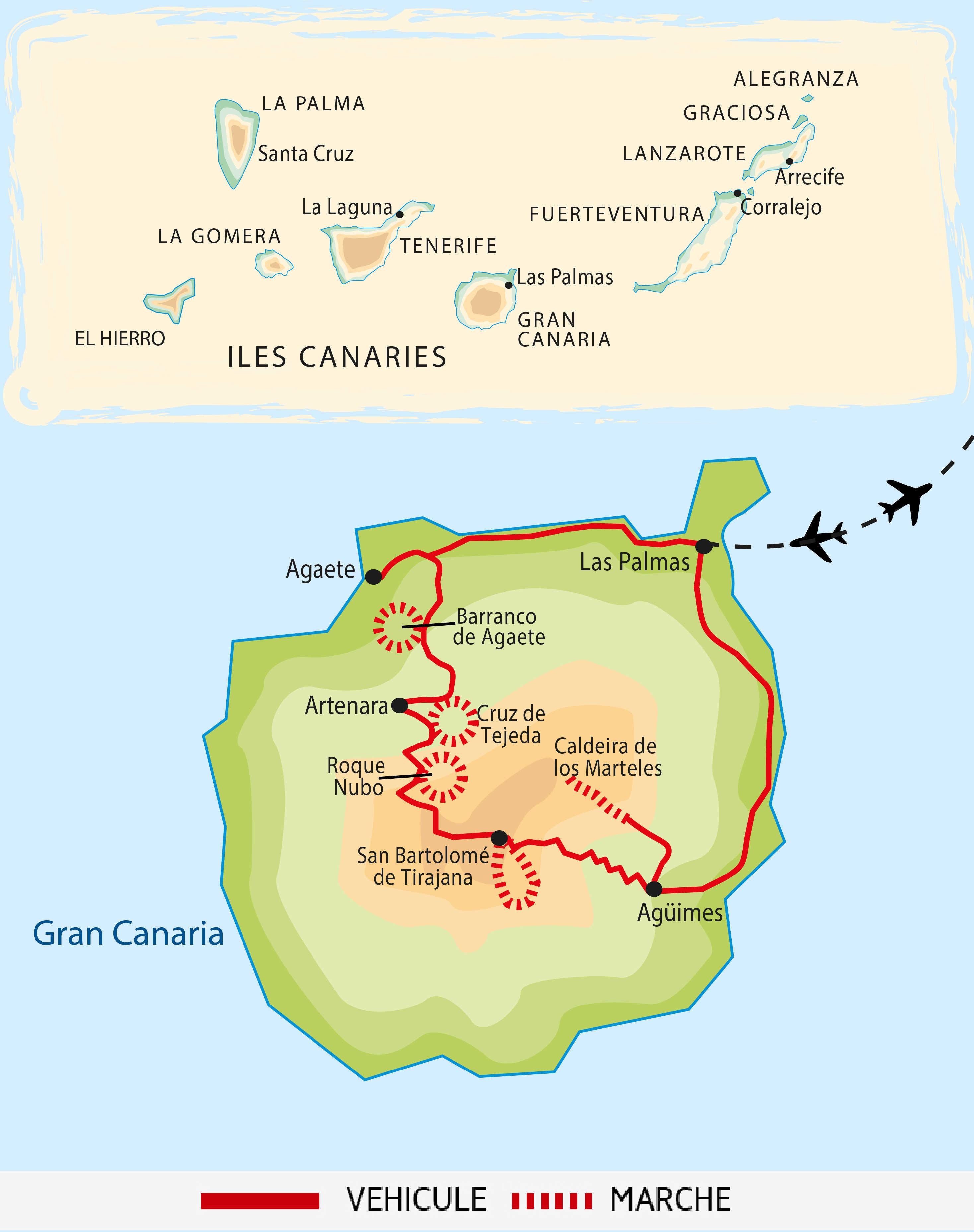 Carte circuit BGRANLIB Gran Canaria