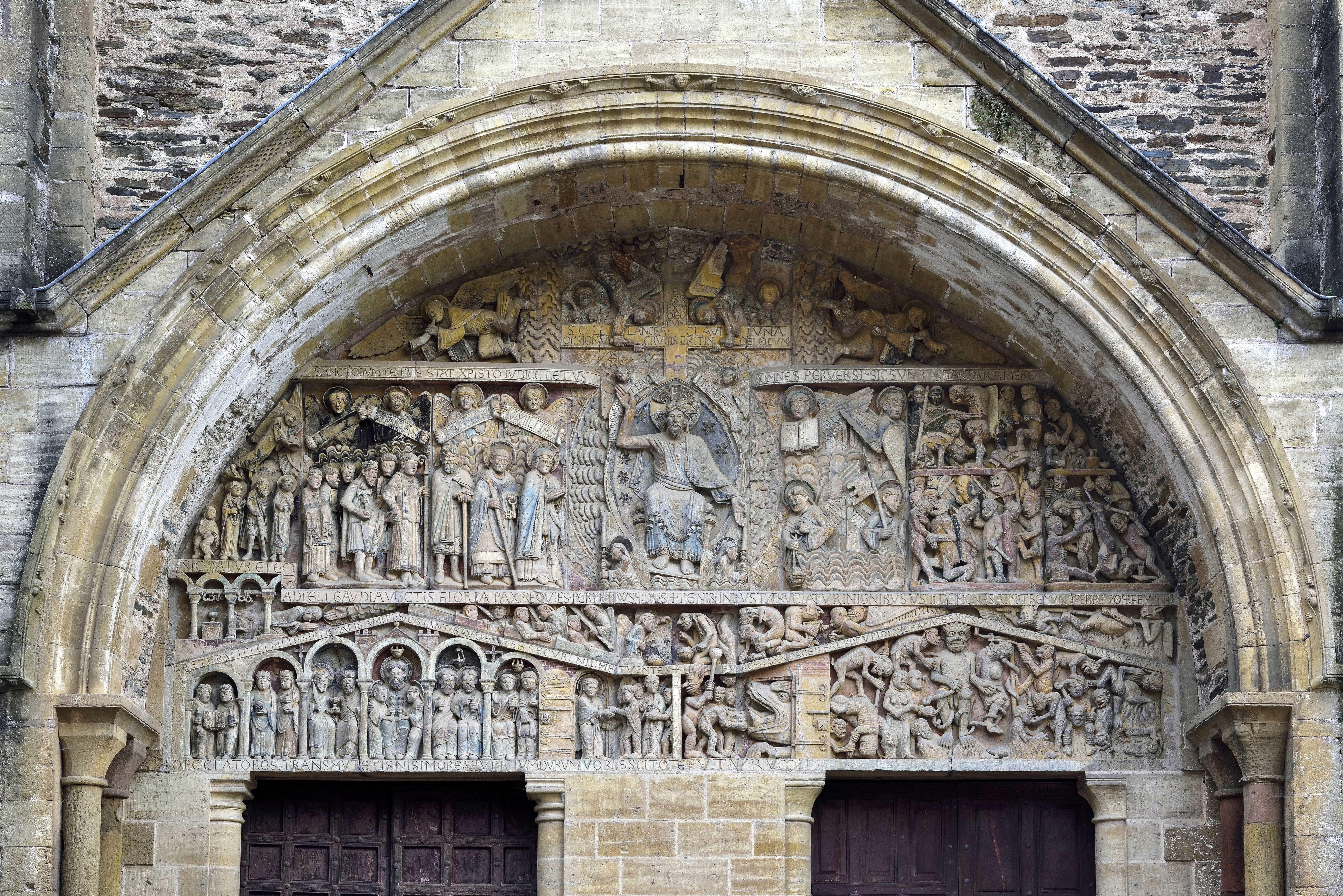 Eglise sur le chemin de Compostelle