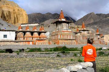 Grande expédition Zam Zam au Népal