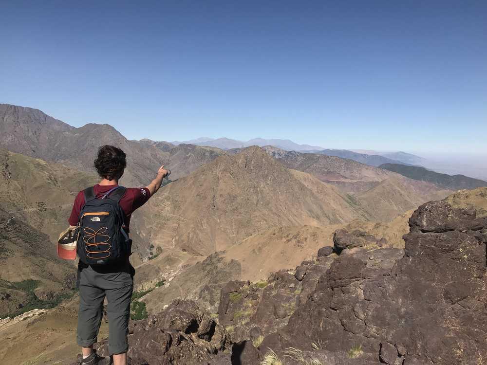 Maroc - Atlas traversée