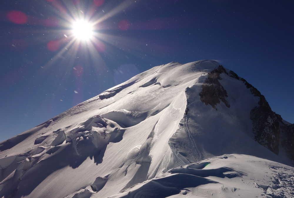 Ascension Mont-Blanc