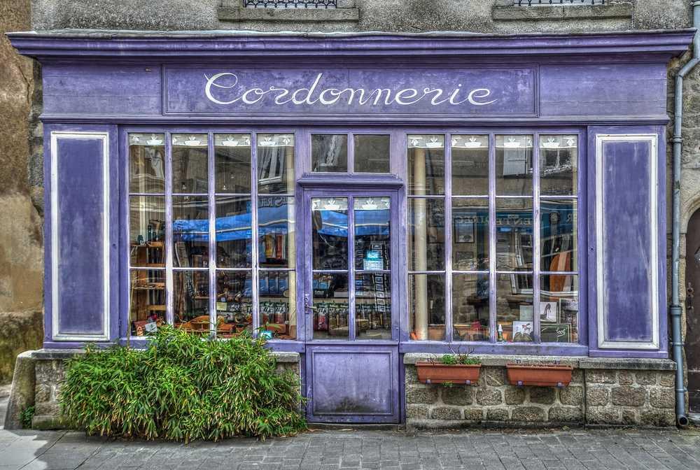 Cordonnerie à Guérande