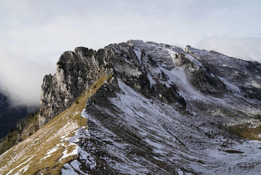 Dôme de Bellefont, Chartreuse, Alpes du Nord