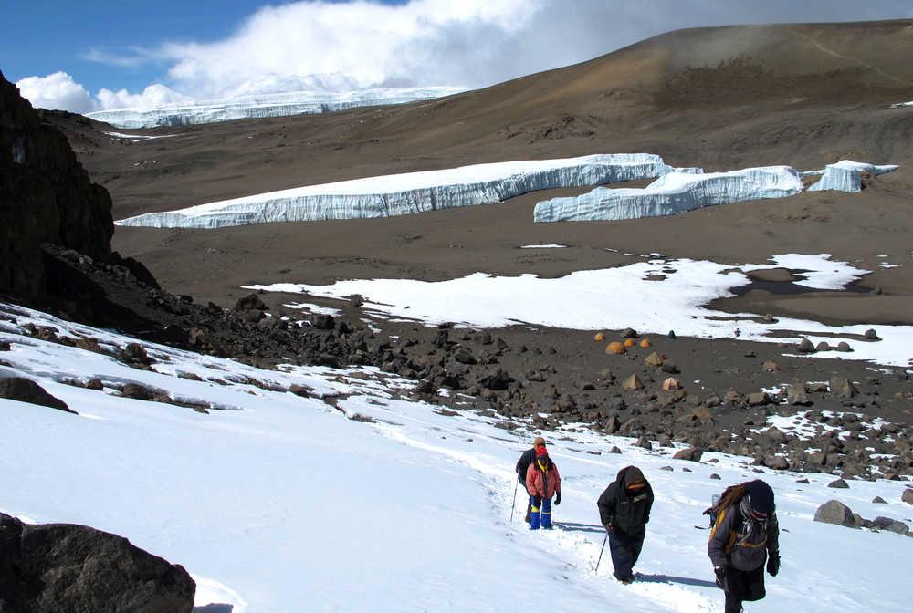 L'ascension du Kili par la voie Lemosho