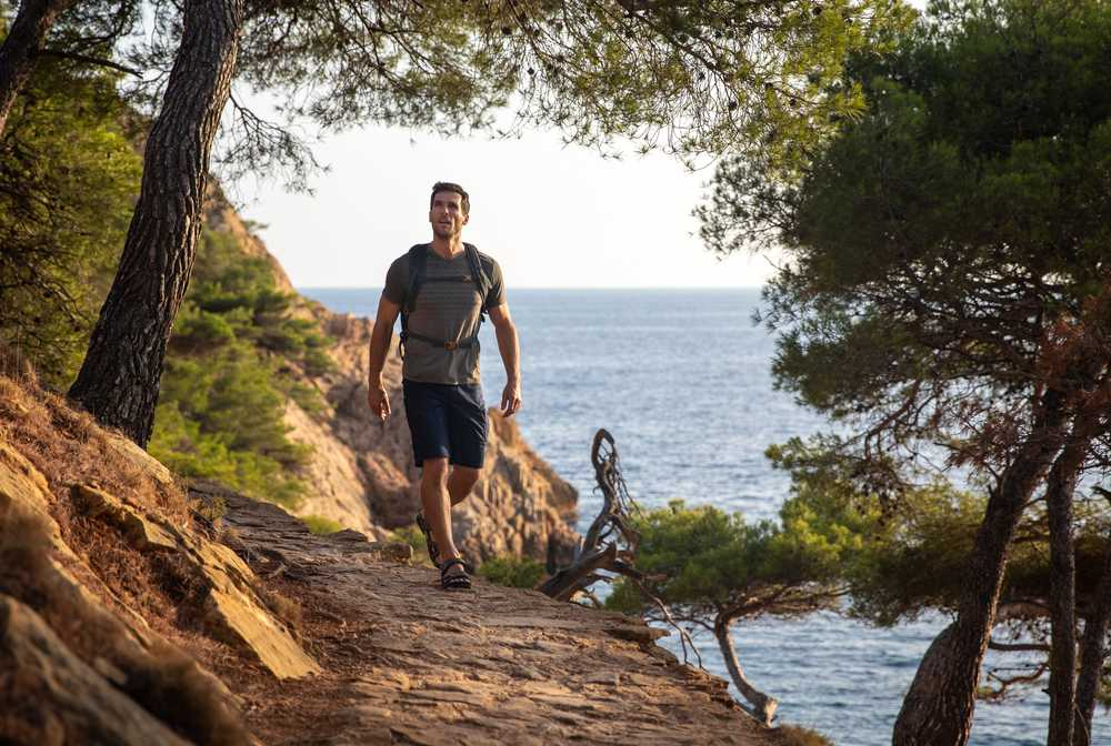 Randonnée côtière en Provence