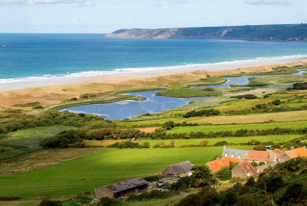 Réserve naturelle Cotentin