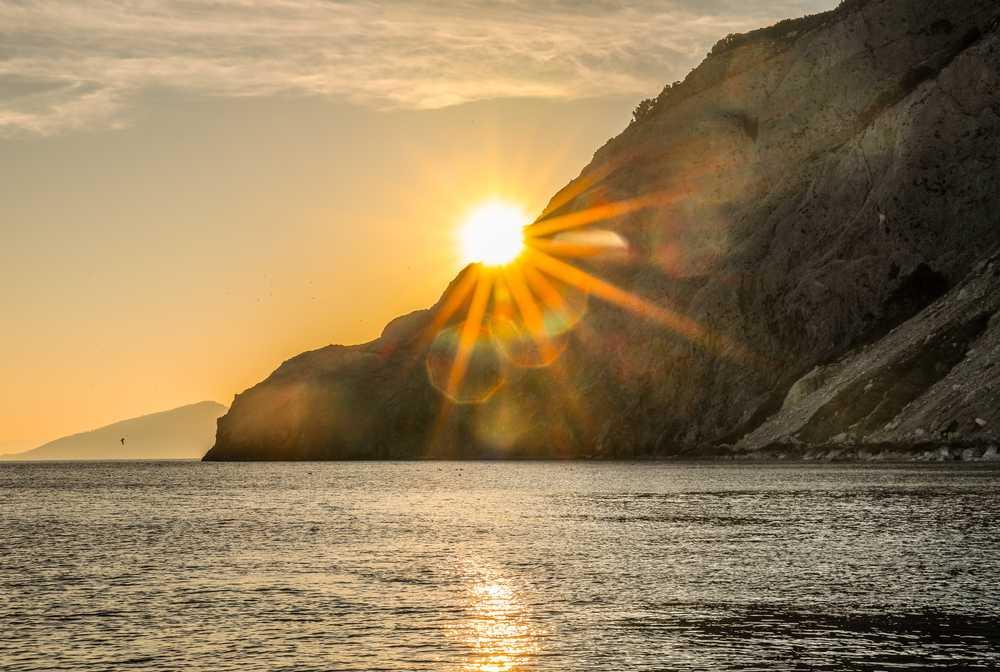 Trek en Crète, sentier côtier
