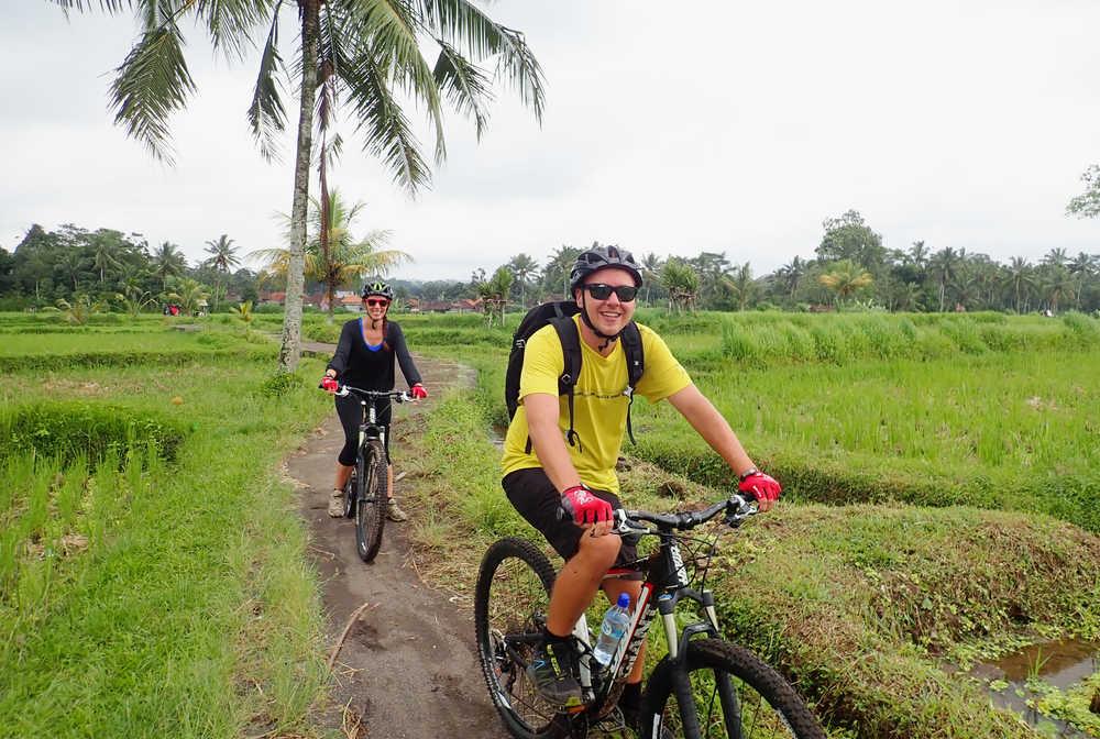 Excursion VTT, Bali, Indonésie