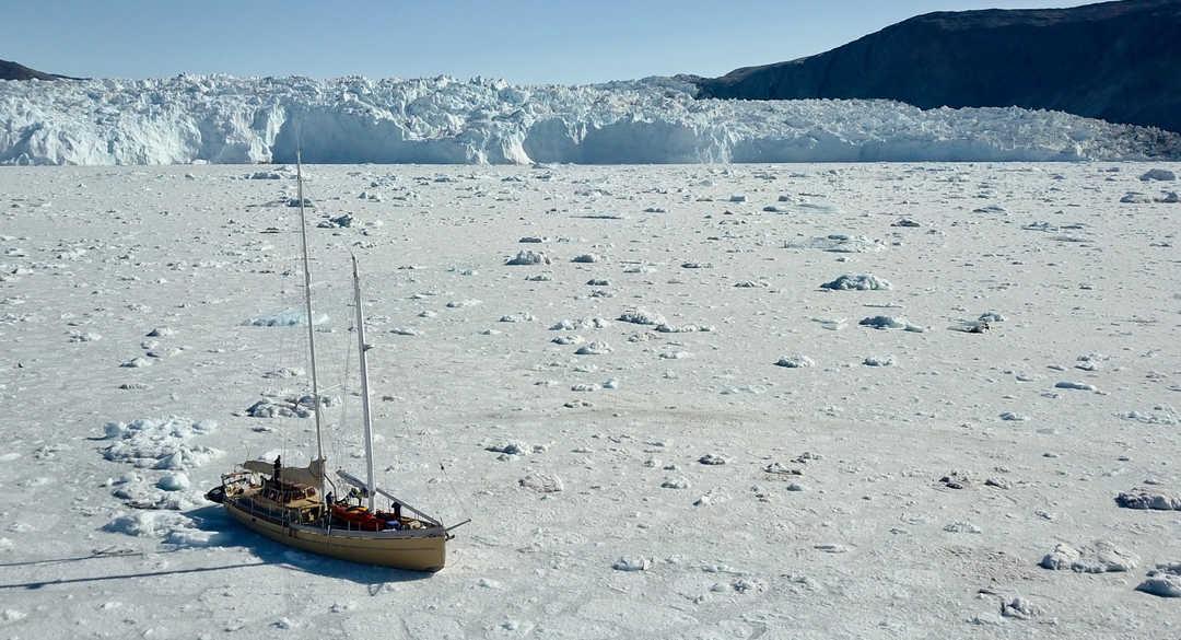 Croisière en voilier au Groenland