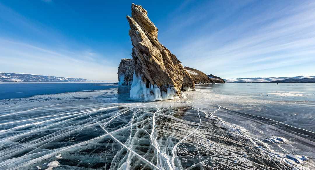 Lac Baikal, Sibérie