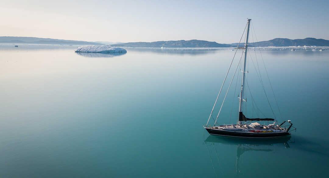 Voyage voilier, croisière au Groenland