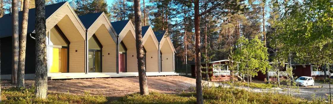 Auberge de Hossa en Finlande