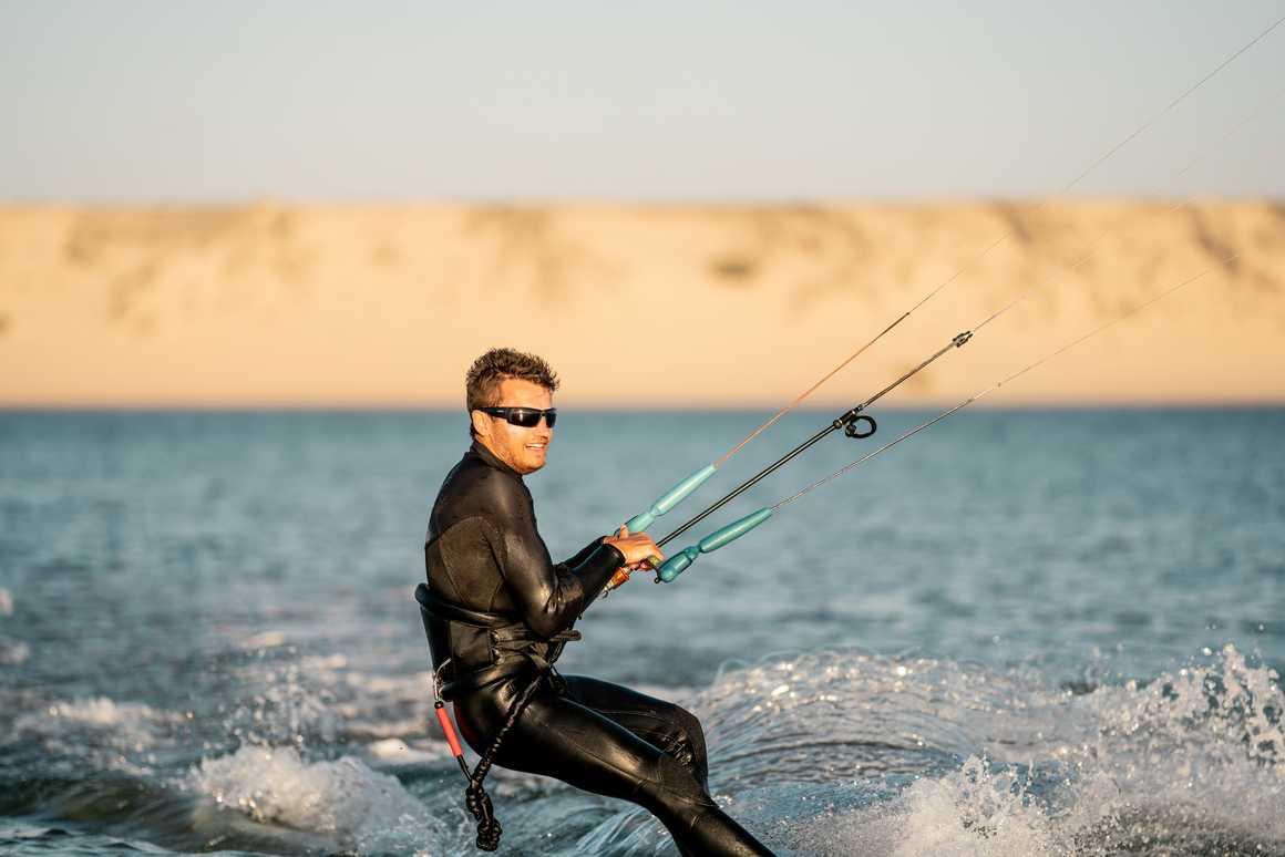 Kitesurf à Dakhla au Maroc