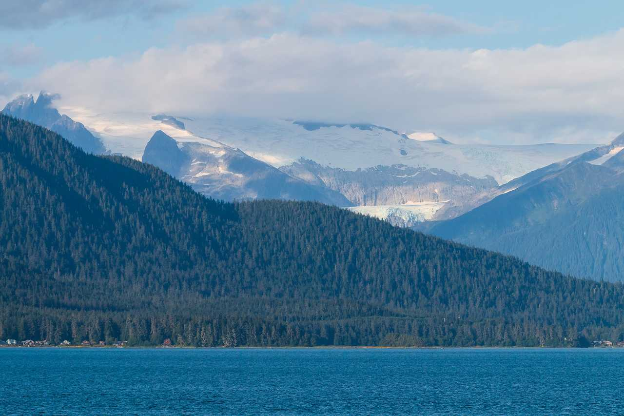 Photo paysage alaska