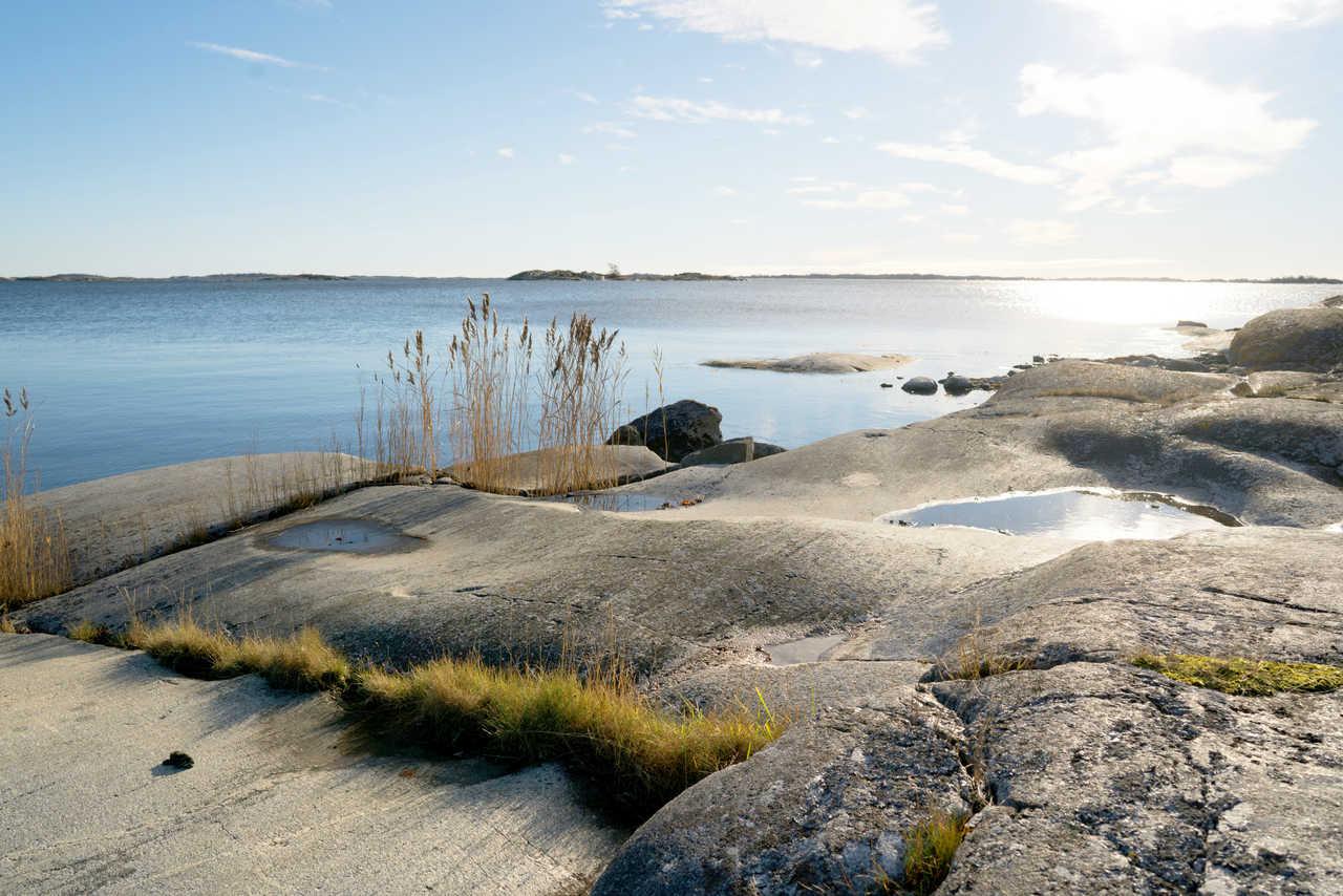Archipel en Suède