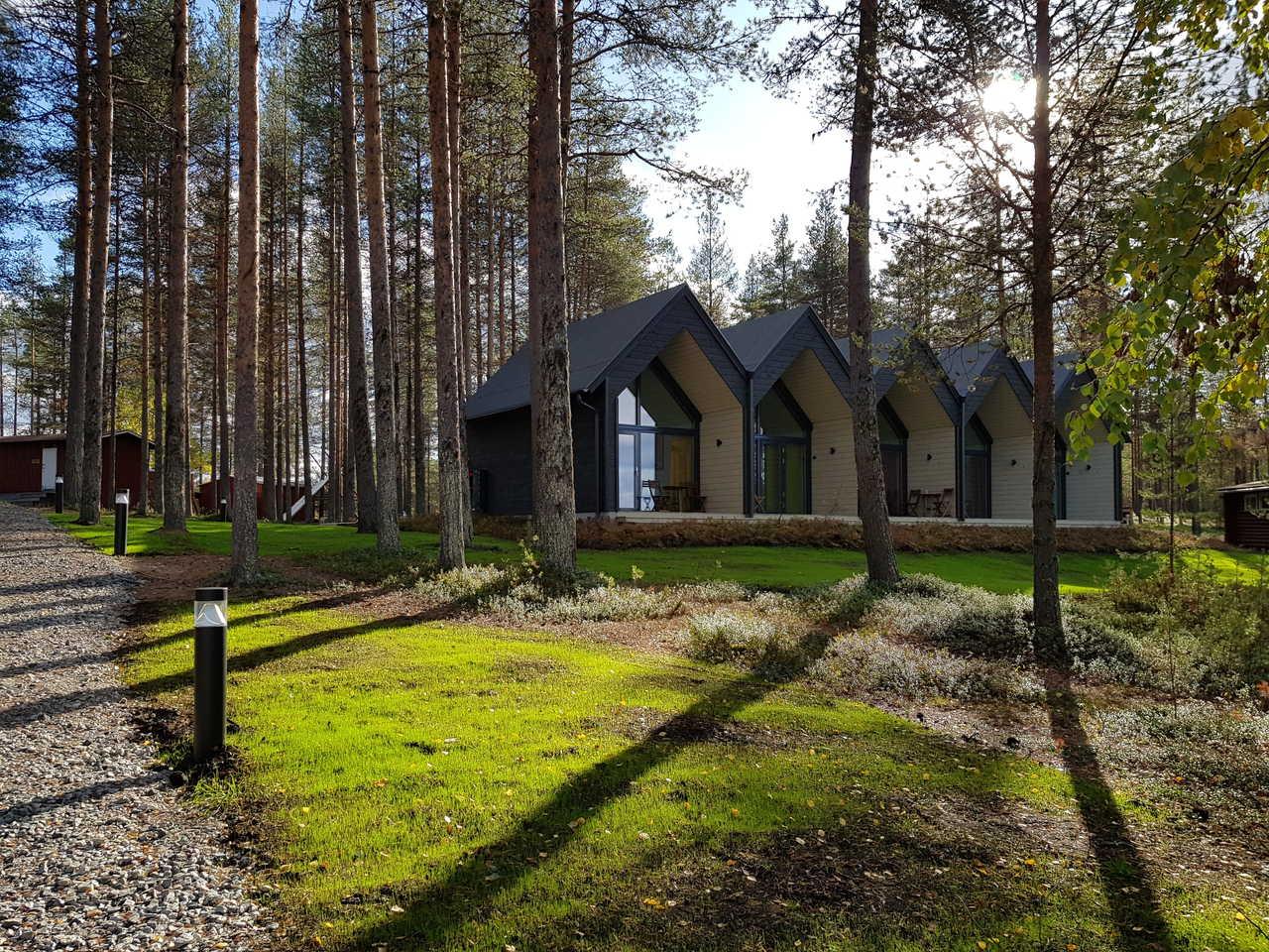 Auberge Norwide, Hossa, Finlande