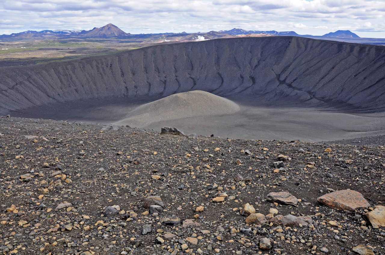 Cratère de Myvatn