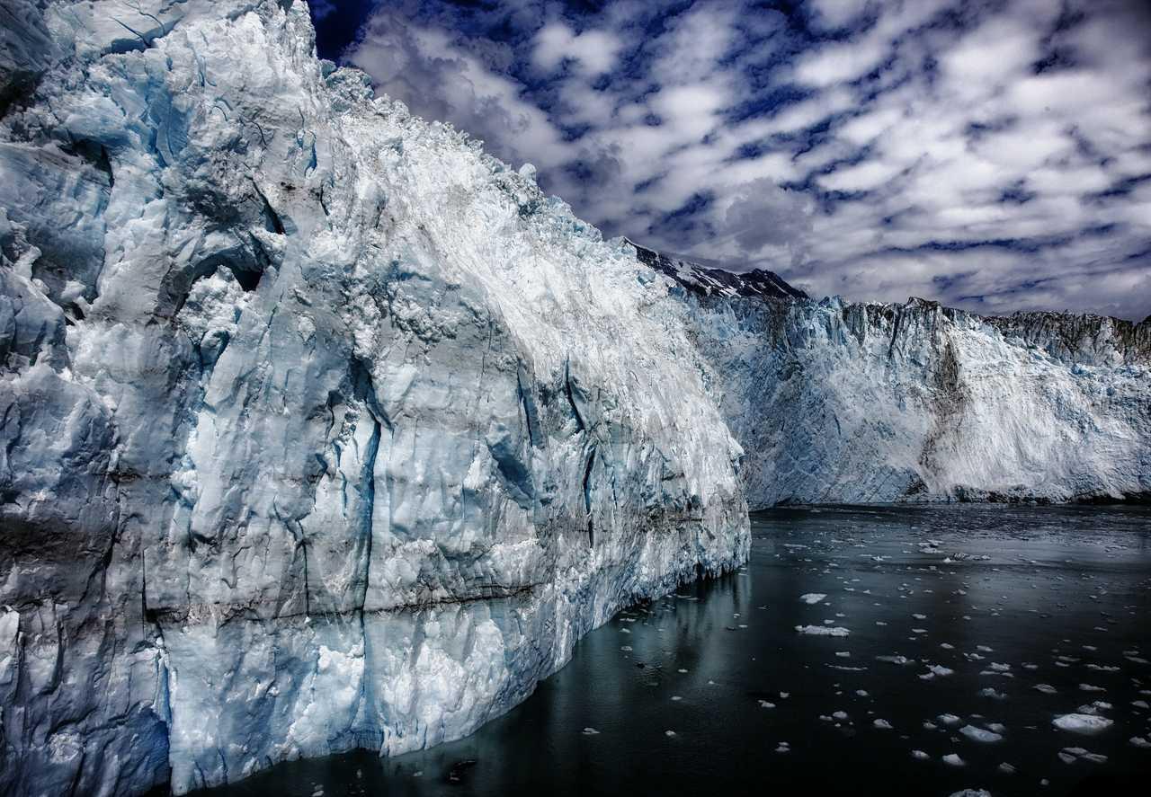 Photo Glacier Alaska