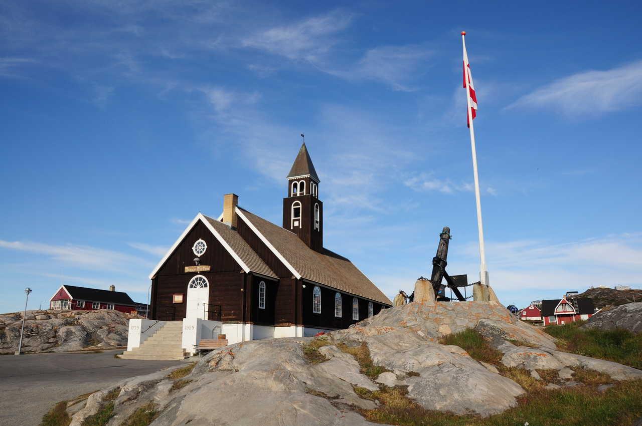 Eglise du Groenland