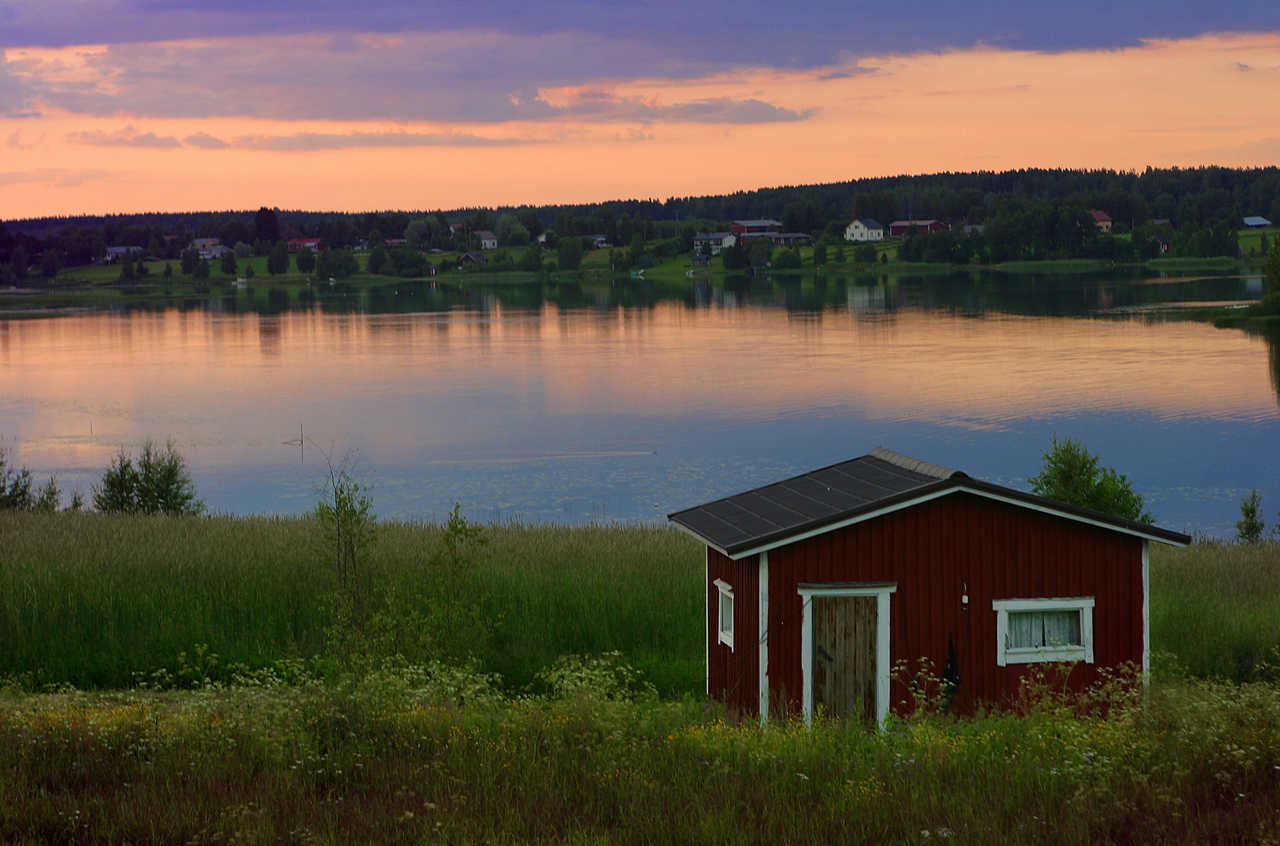 Finlande l'été