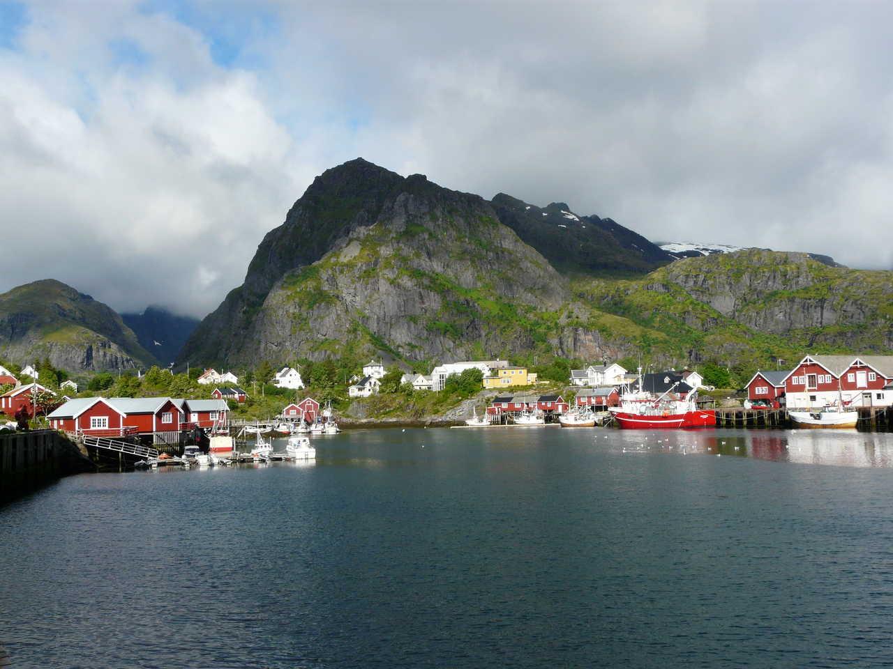 Fjords Lofoten Svolvaer