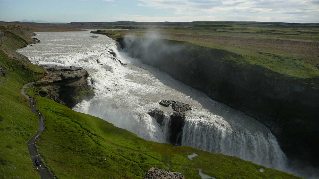 Cercle d'or, Islande