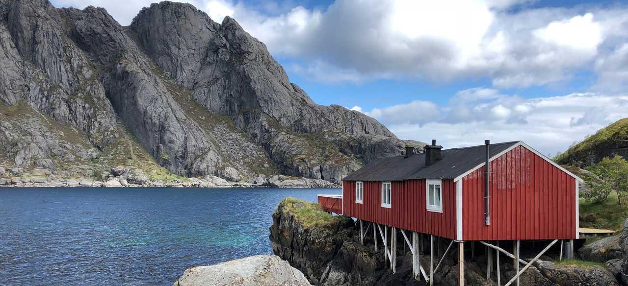 îles Lofoten, Norvège du Nord