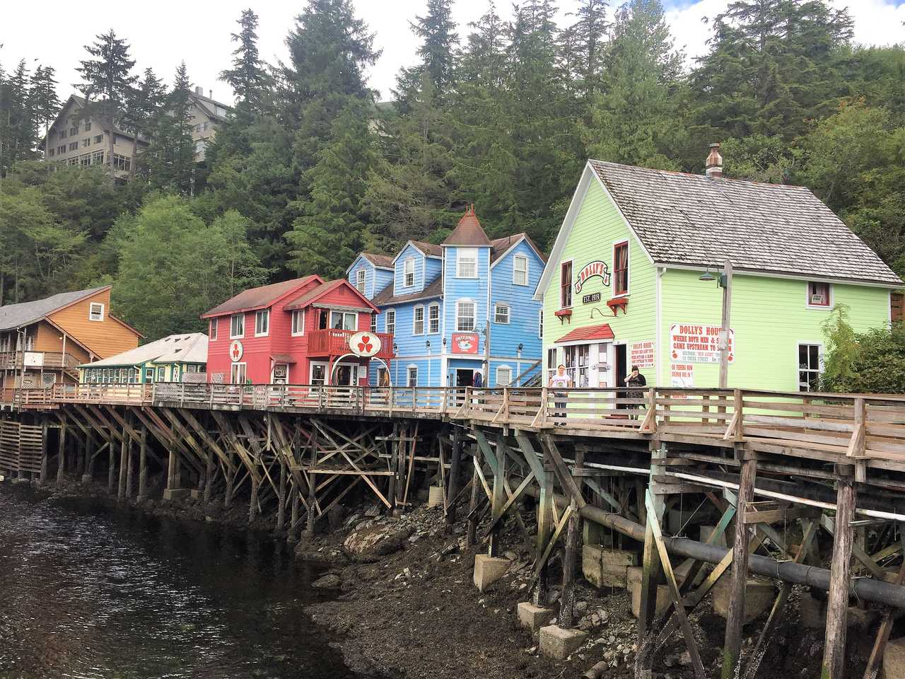 Photo de Ketchikan en Alaska