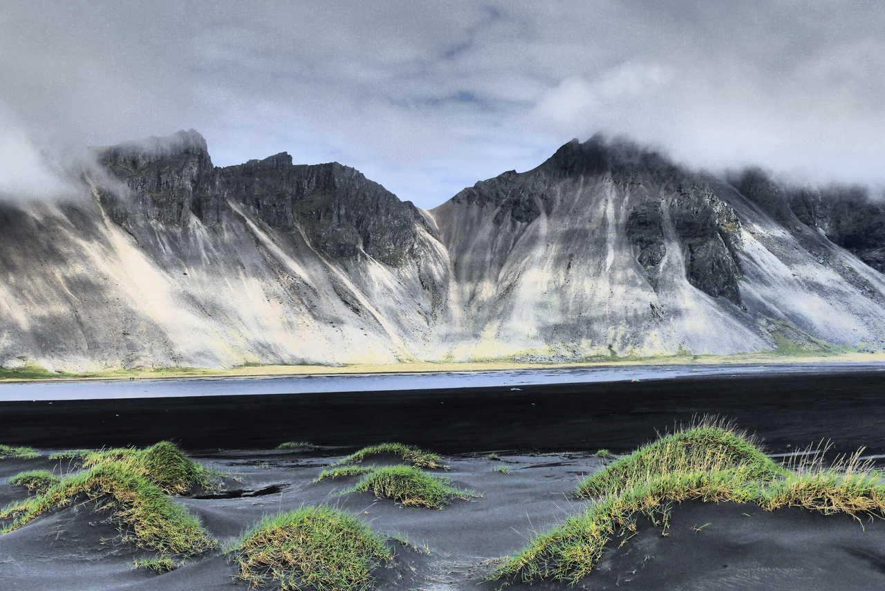 Montagnes d'Islande