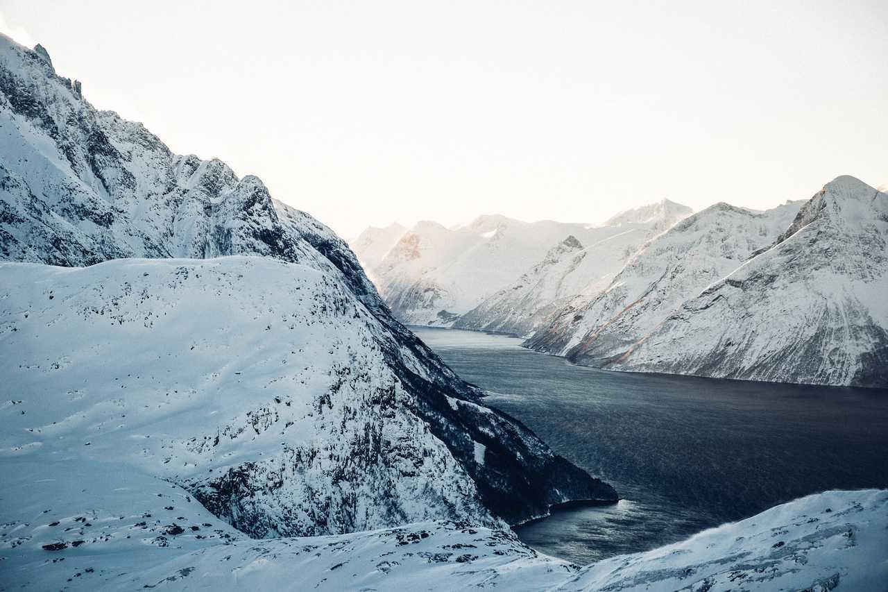 Norvège l'hiver