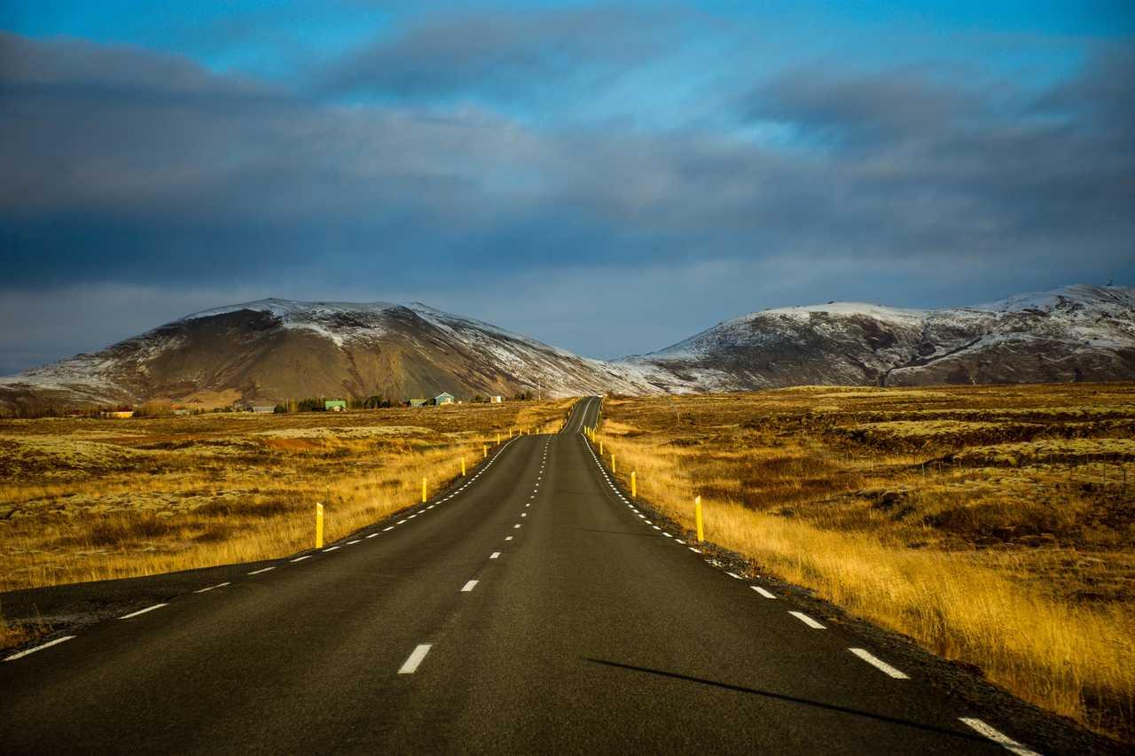 Route d'Islande