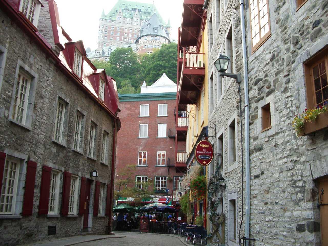 Rue du VIeux-Québec