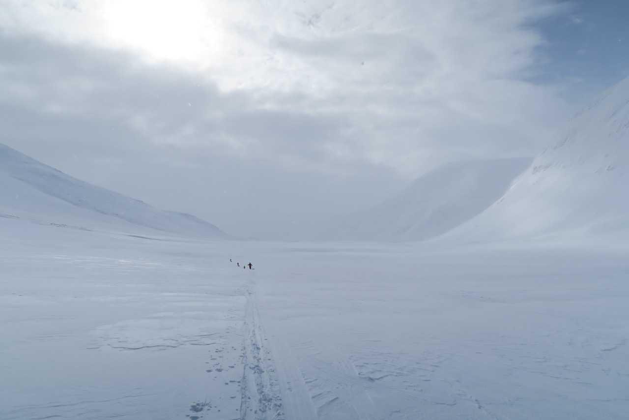 Ski en Suède