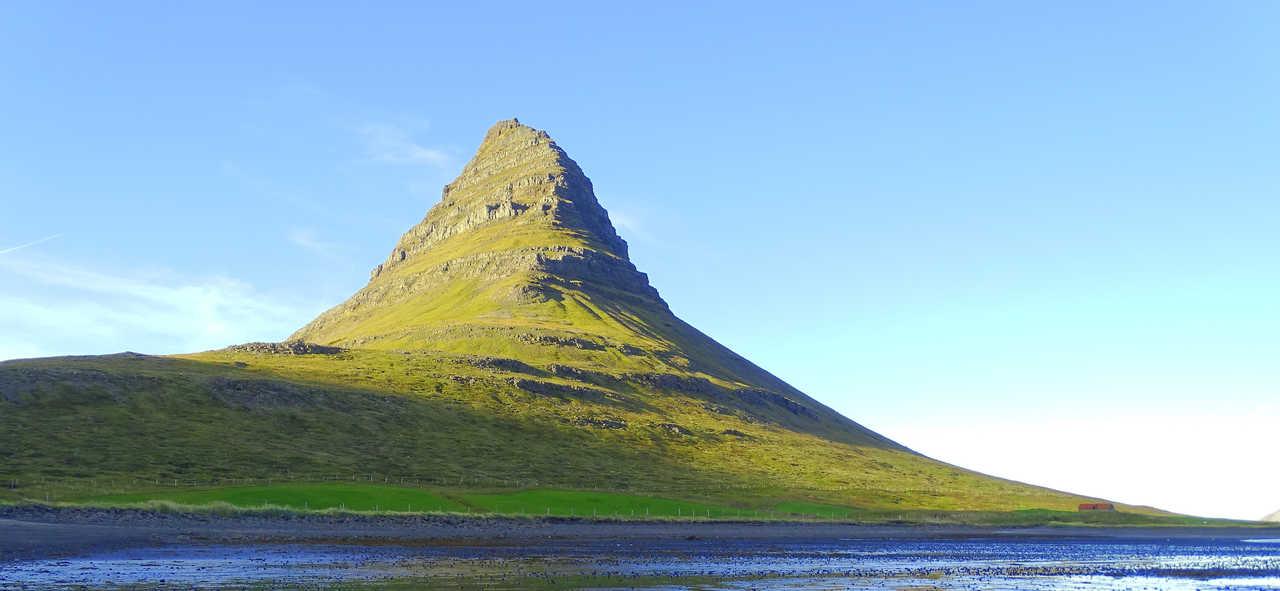 Snaefellsnes l'été en Islande