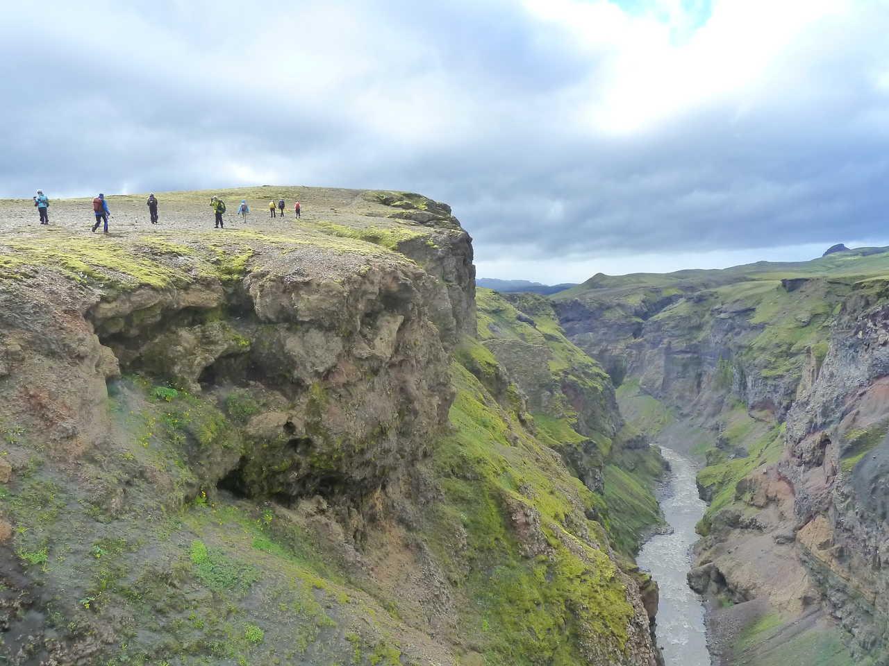 Trek en Islande