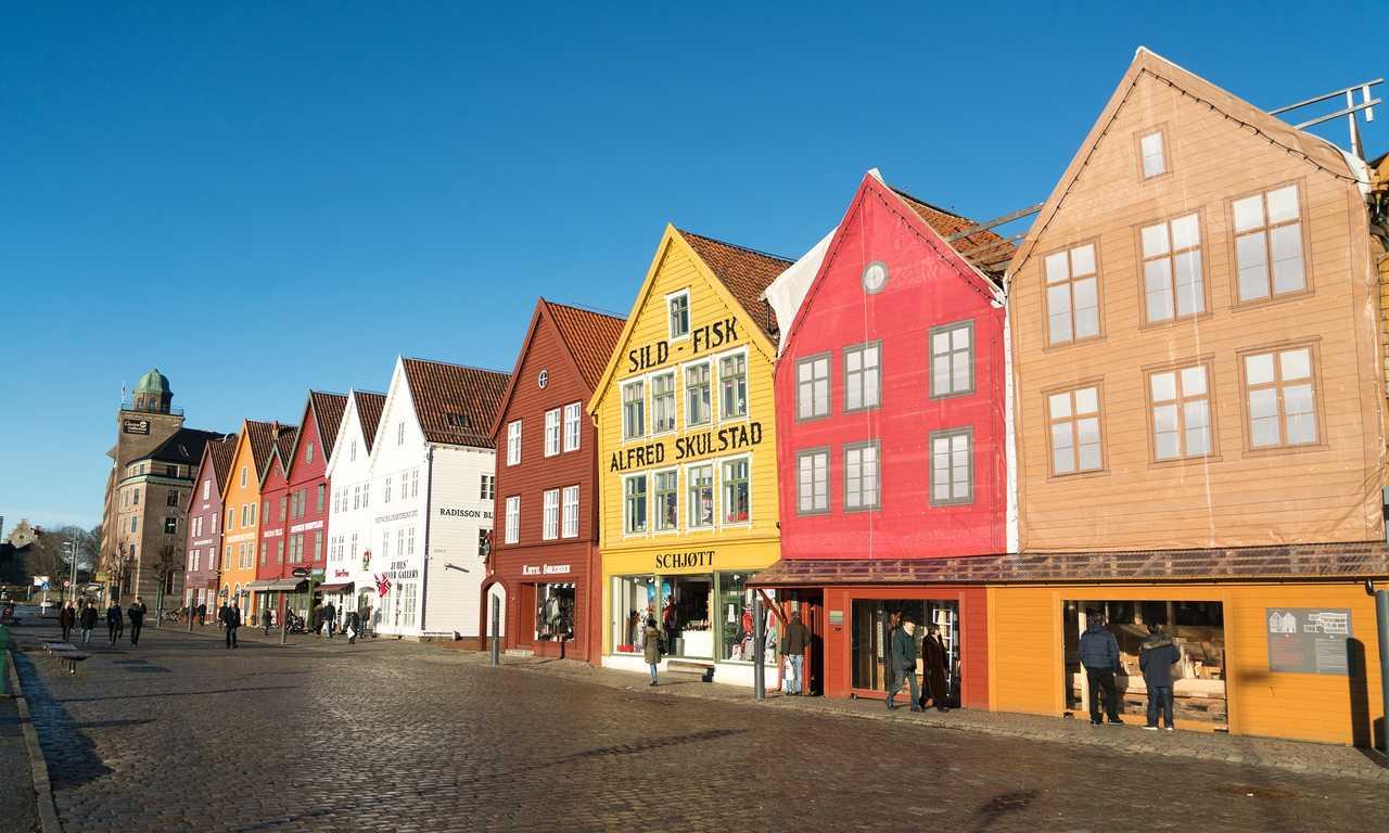 Ville de Bergen