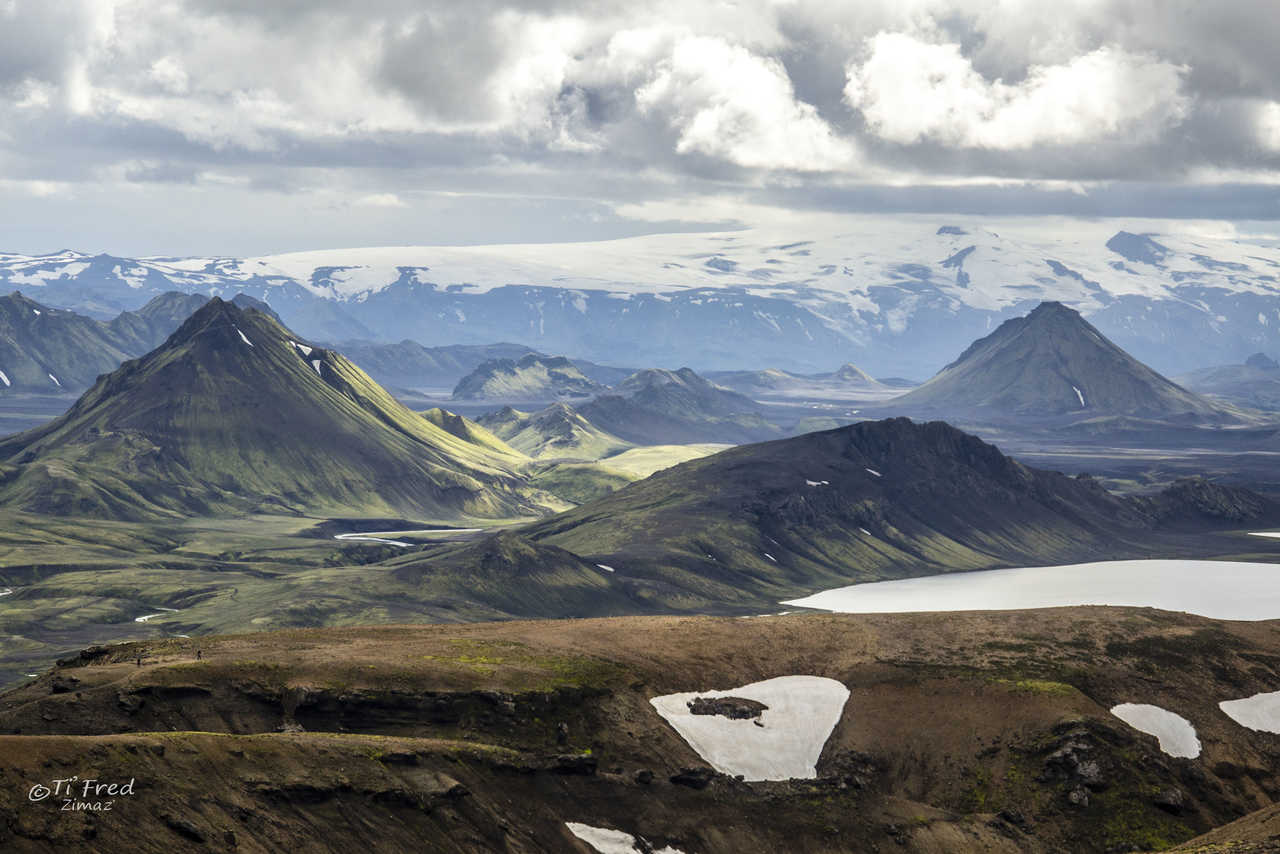 Volcans d'Islande