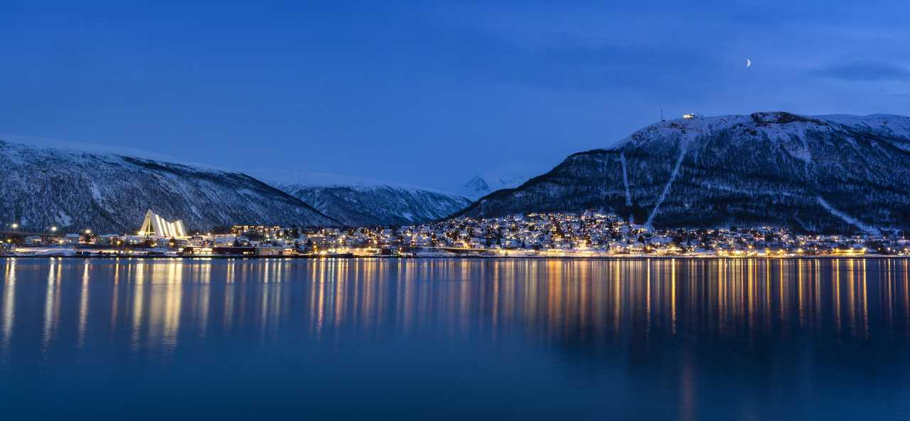 voyage à Tromso en hiver