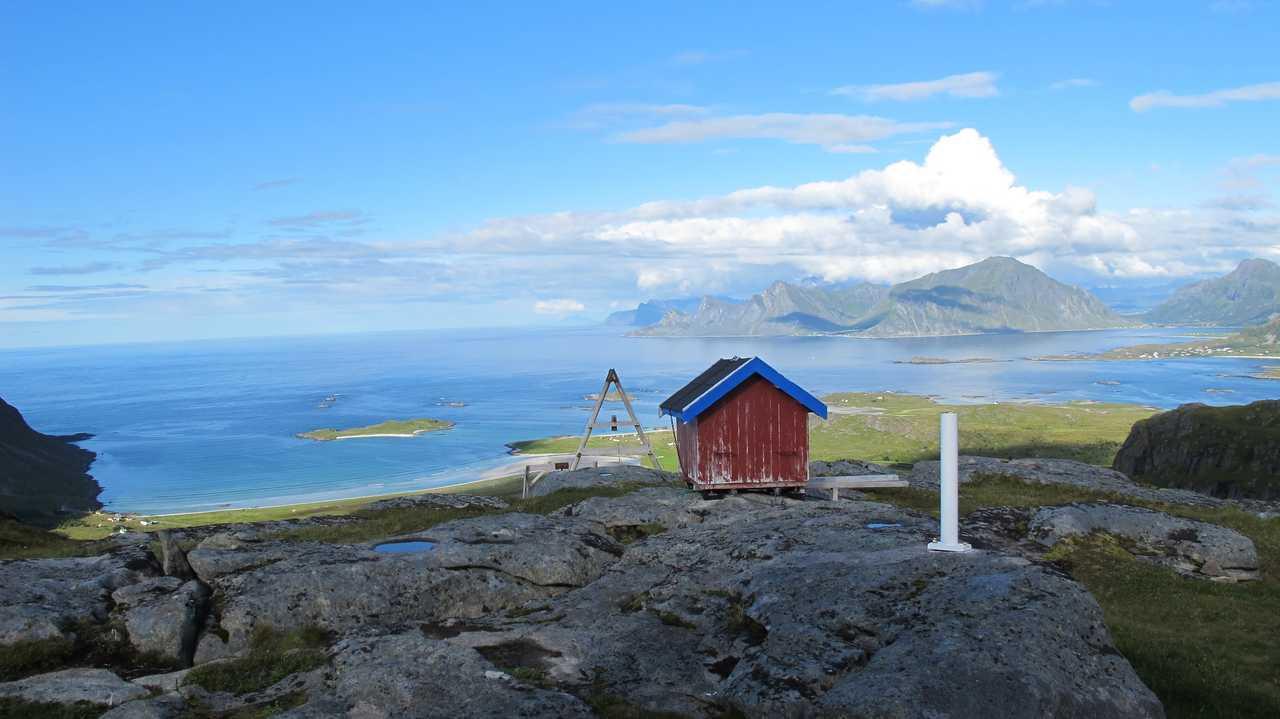 Voyage dans les Lofoten en Norvège