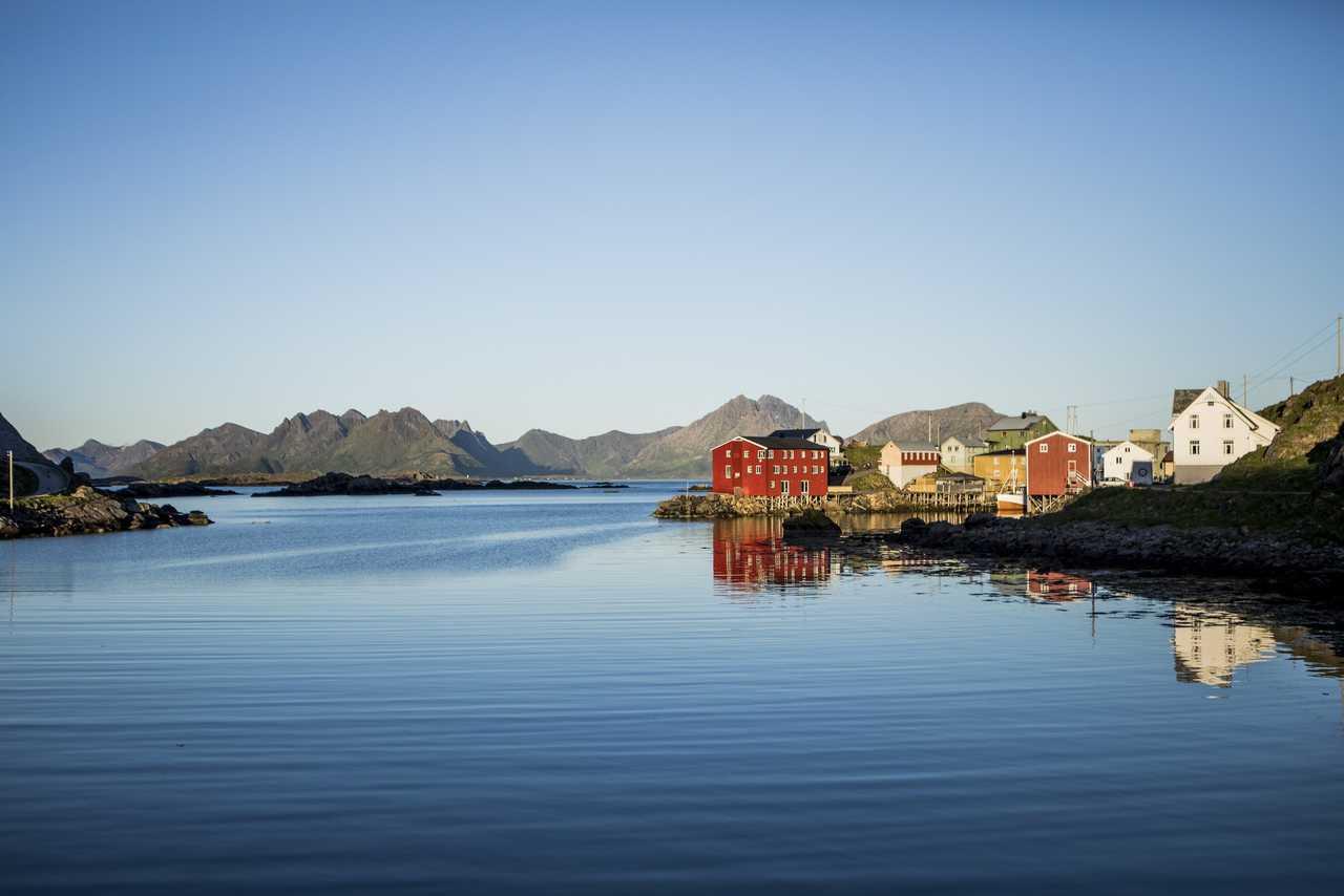 Voyage en Norvège du Nord l'été