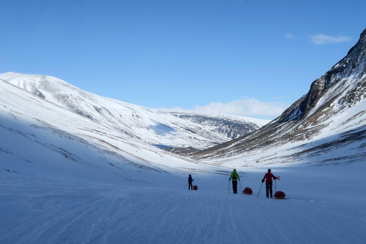 Voyage l'hiver en Suède