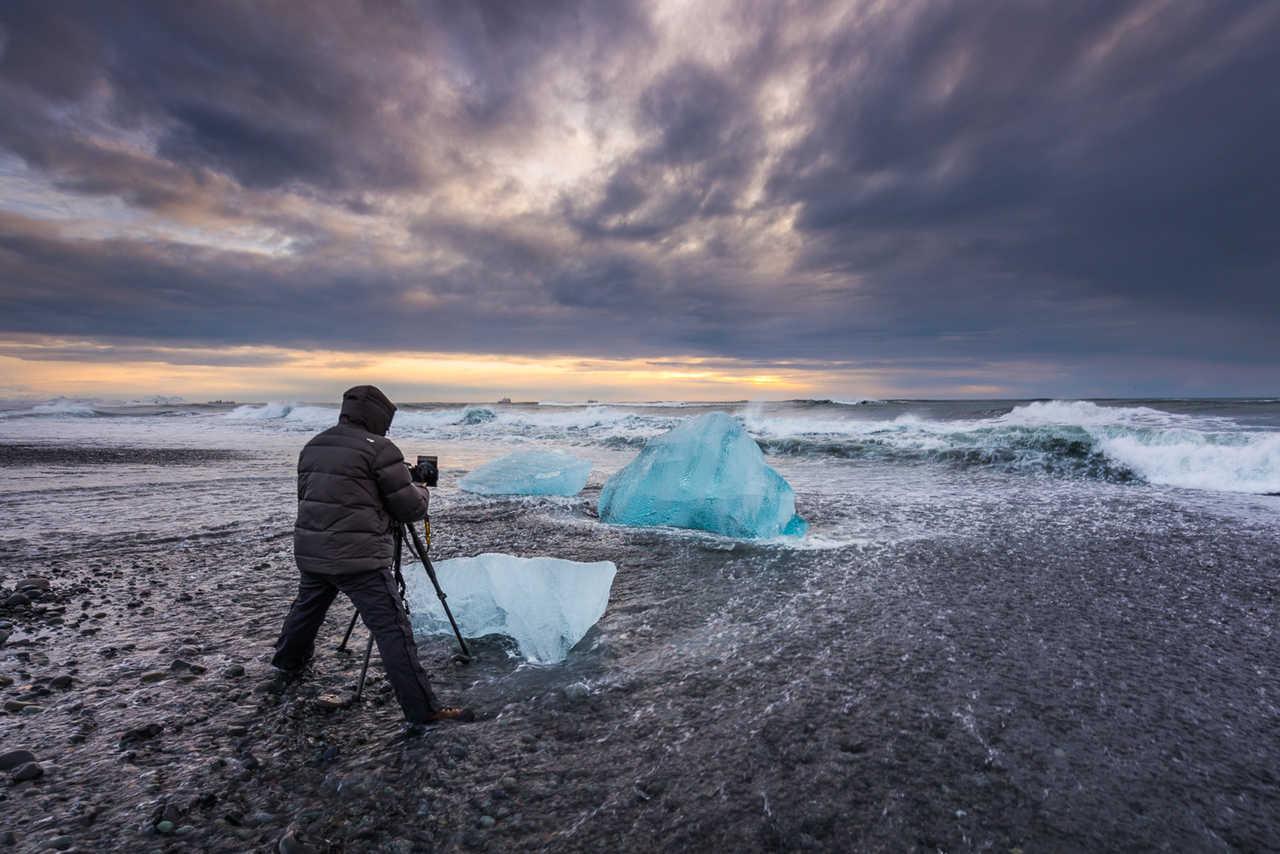 Voyage photo en Islande