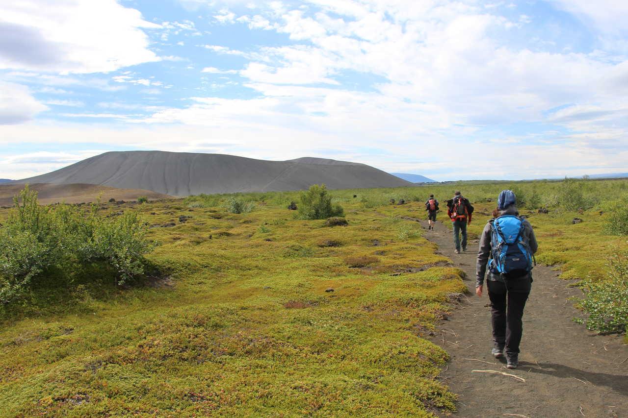 Voyage randonnée en Islande du Nord
