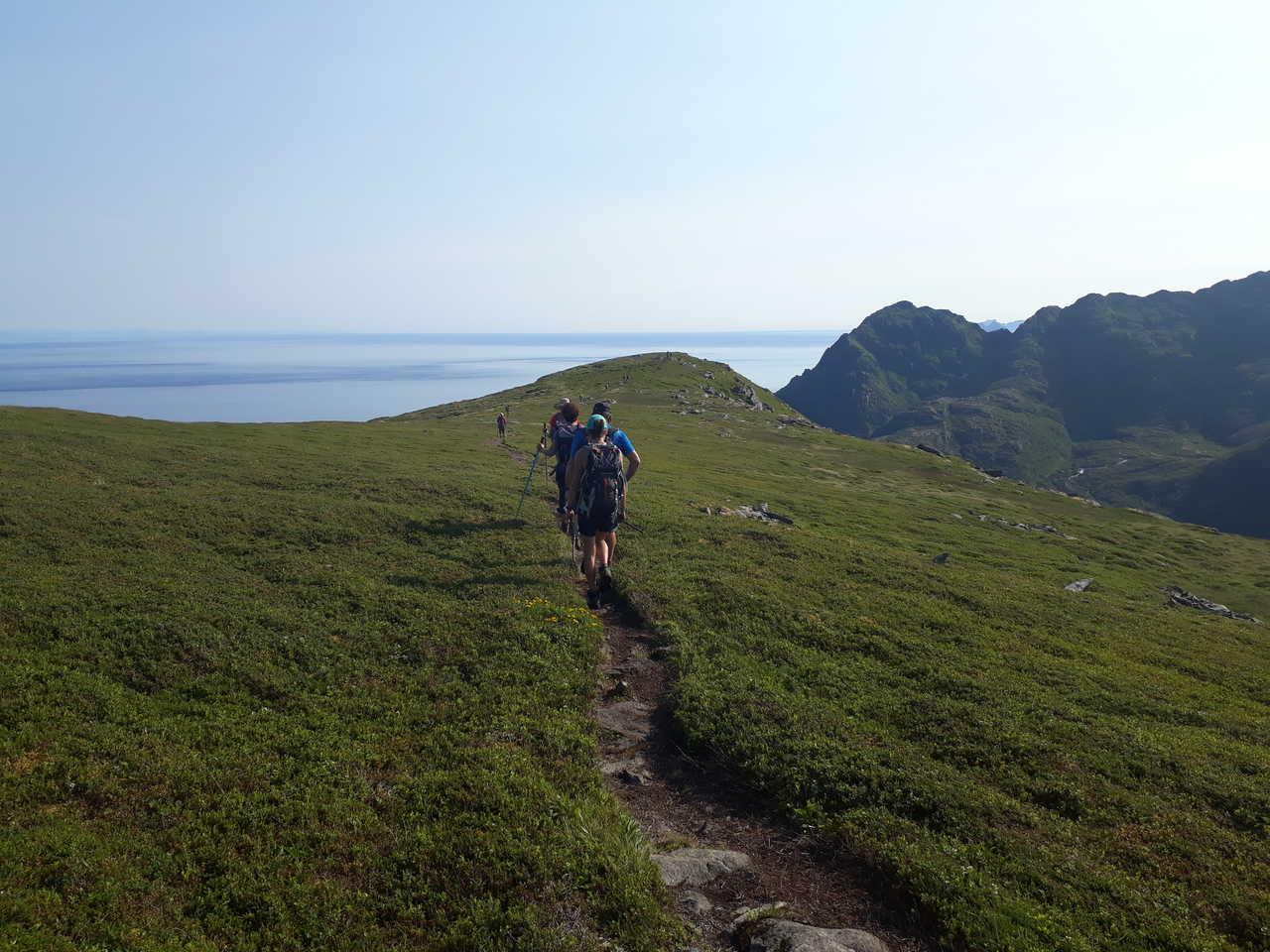Voyage randonnée en Norvège du Nord