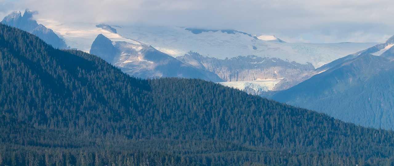 Photo paysage alaska