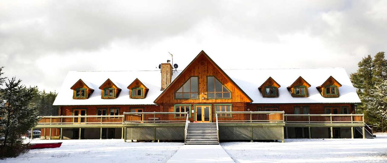 Auberge du camp Taureau au Québec, Norwide