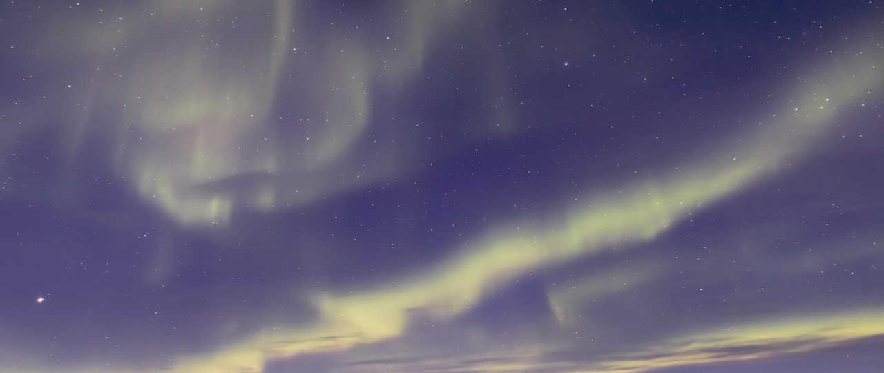 Aurores boréales Groenland