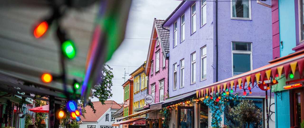 Bergen ville