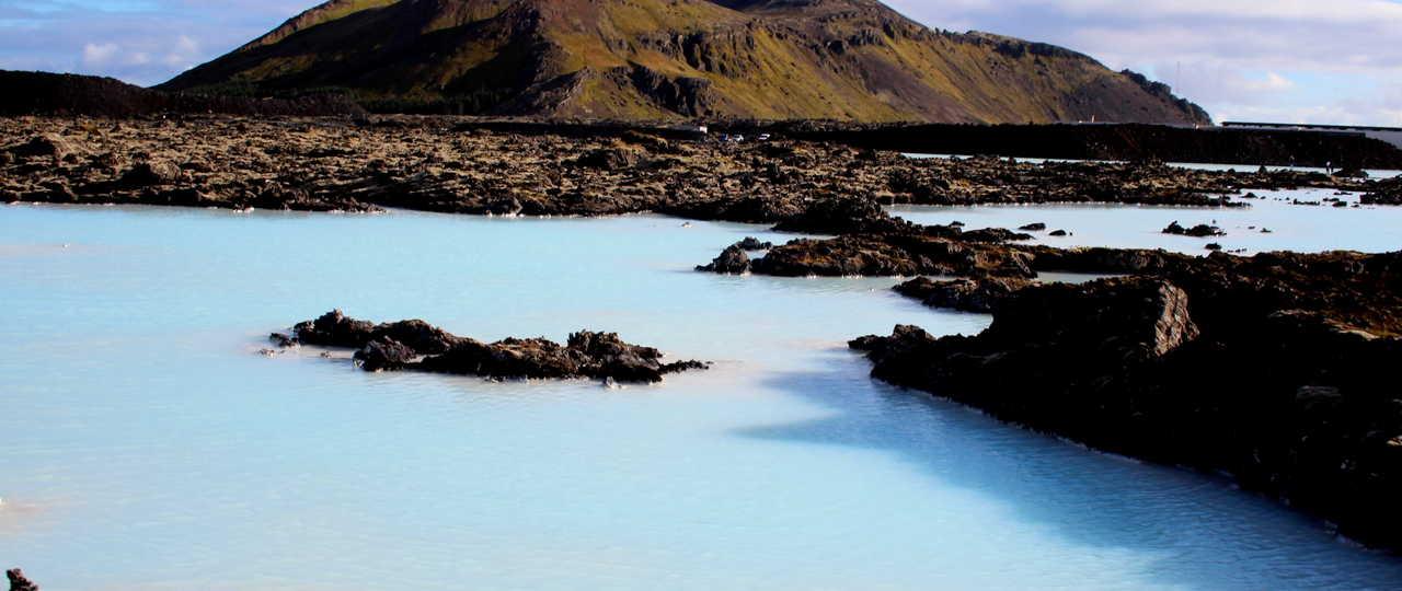 Blue Lagoon source chaude Islande