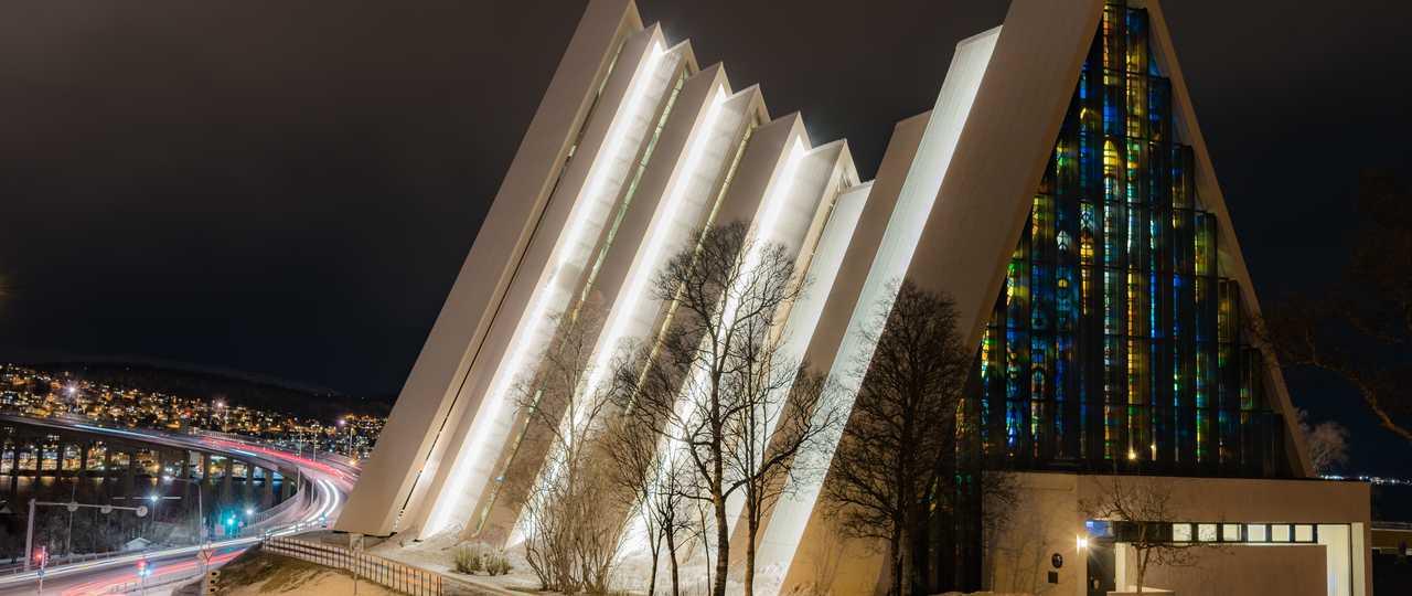 Cathédrale de Tromso
